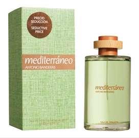 Perfume Antonio Banderas Mediterraneo 200ml Hombre Eros