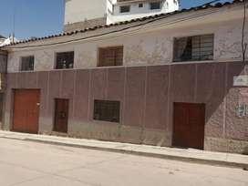 Se vende casa como terreno en wanchaq cusco