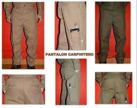 PANTALONES CARPINTERO!!