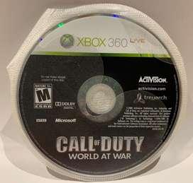 Call of Duty: World at War - Xbox 360 - Original