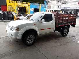 Nissan frontier 4×4