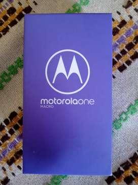 Motorola One Macro 2019