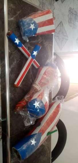 Se vende maracas campana clave cubana y guiro
