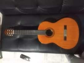 Guitarra Yamaha C40, Electroacústica