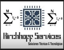 MANTENIMIENTO Y REPARACION DE LAVADORAS Y SECADORAS - KIRCHHOFF SERVICES