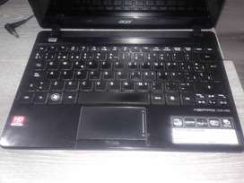 Teclado Acer Aspire one 725-0495