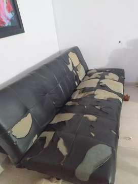 SOFACAMA en mal estado sofa cama
