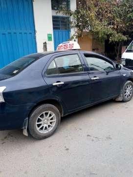 SE VENDE CON LINEA Toyota Yaris 2008