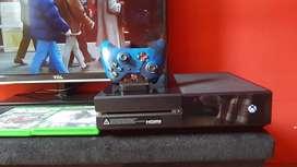 Xbox one 500gb  SOLO CAMBIO CON MOTO SIN PAPELES O SAMSUNG A51