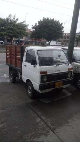 Venpermuto Camioncito Daihatsu wuali motor 800cc