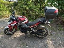Vendo o permuto moto Honda CB190F