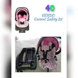 Carseat para bebe