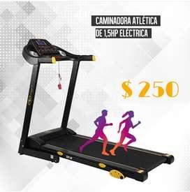 Caminadora Eléctrica $200