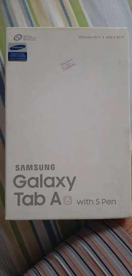 Vendo o cambio por cpu de escritorio tablet Samsung galaxy tab a6 with spen