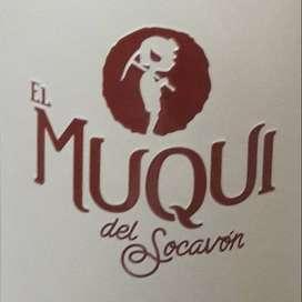 Venta de Piscos vinos y derivados de la marca El Muqui del Socavon