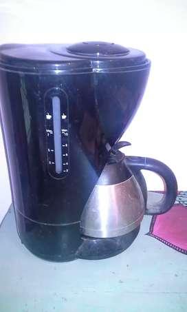 Cafetera y pava