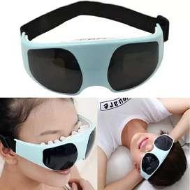 masajeador ojos maquina masajeador cabeza electroestimulador  .
