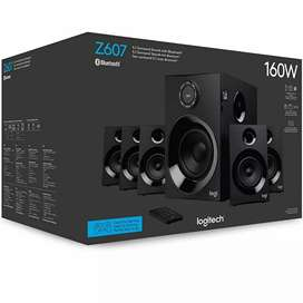 Parlante subwofer Logitech Z607 teatro en casa Bluetooth usb remoto
