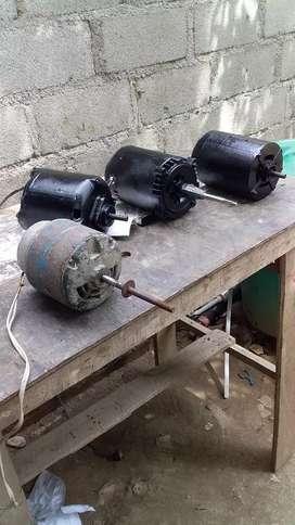 Motores  para varios usos