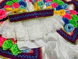 Vestido de Sanjuanero