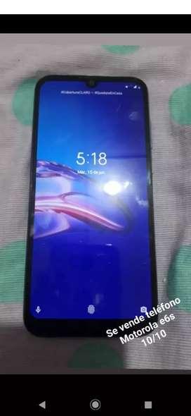 Se vende teléfono Motorola E6s