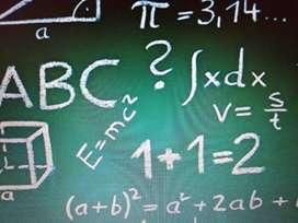 Resulucion de problemas de matemáticas y fisiica