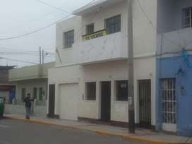 VENDO CASA - LOCAL COMERCIAL - OFICINAS EN CHINCHA
