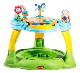 brincador y centro de actividades bebesit