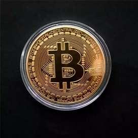 Moneda Conmemorativa Bitcoin, Colores