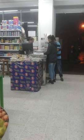Se arrienda sección para carnes en supermercado en Mosquera Cundinamarca