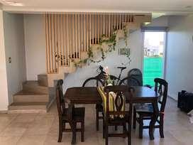 Casa en venta en Barrio privado en San Pablo