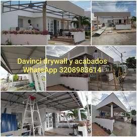 Davinci Drywall y Acabados