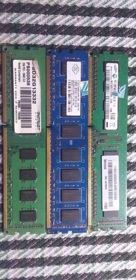 Memoria DDR3 de 2g