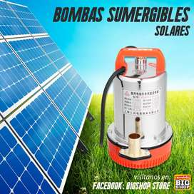 Bomba sumergible 190W
