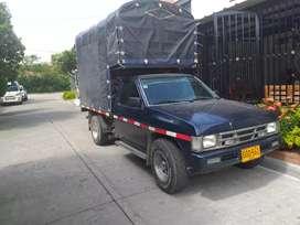 Camioneta Estaca