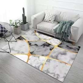 Tapete alfombra estampada de 1 metro x 1.4 metros