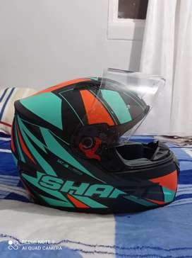 Vendo casco shaft excelente estado 9 de 10 poco uso