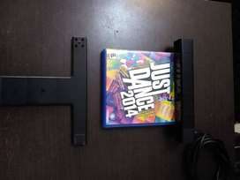 Cámara PS4 y Just Dance 14