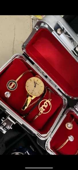 Reloj en baul
