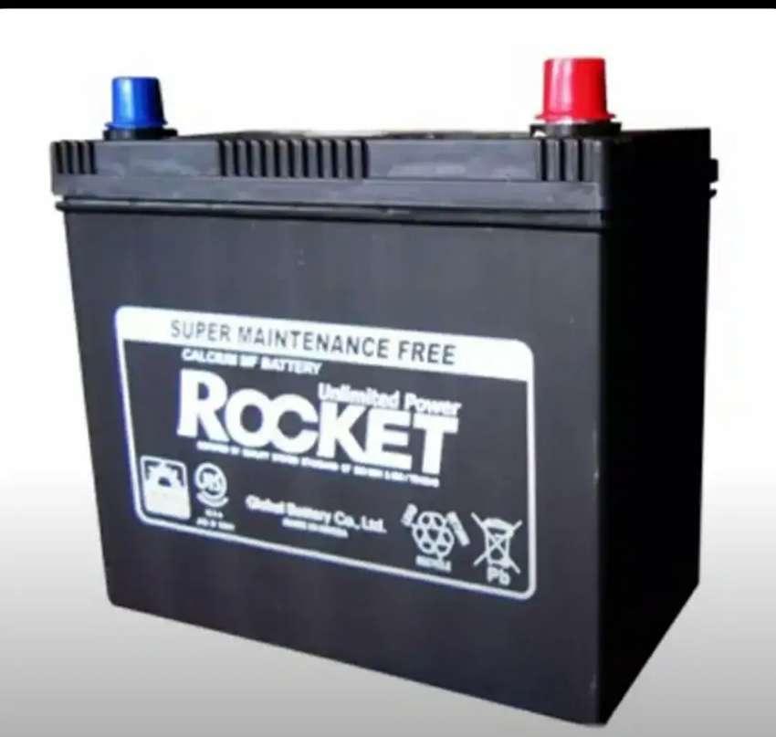 Bateria de carro rocket 0