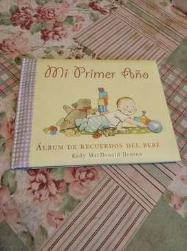 Álbum del bebé
