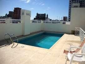 alquiilo por 1 dia y mas dias en palermo 2/4 personas comodas wi fi piscina