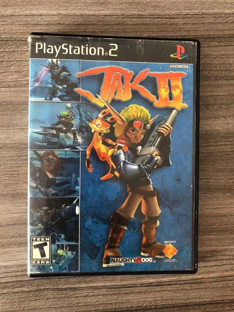 Jak 2 Para Playstation 2