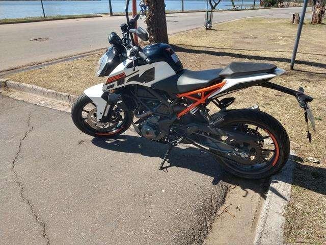 KTM DUKE 250 0