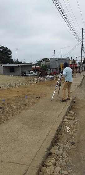 Ingeniero Topografo Guayaquil Ecuador