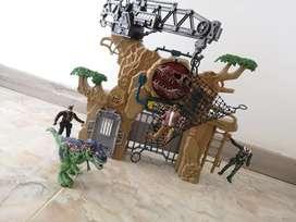 Juguete mundo dinosaurio