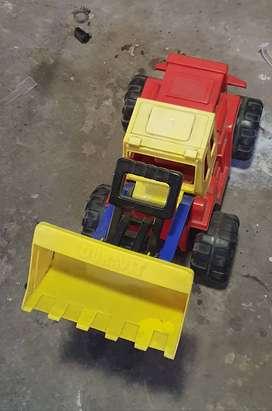 DURAVIT Pala-tractor