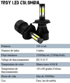 Bombillo led  11000 Lumenes