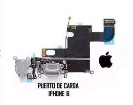 Flex Puerto de Carga - Original - iPhone 6g - A1549