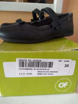Guillerminas / Zapatos colegial